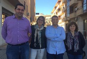 Nuestro equipo de La Semana de los Proyectos en Valencia