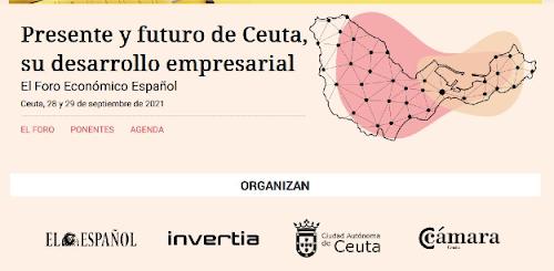 Conecta13 en el Foro Económico Español de Ceuta